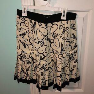 Paris designed skirt